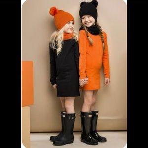Hunter Kids Original Rain Boots black